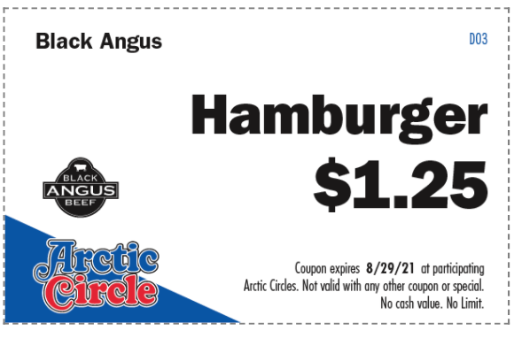 Arctic Circle Coupons, Offers & Deals