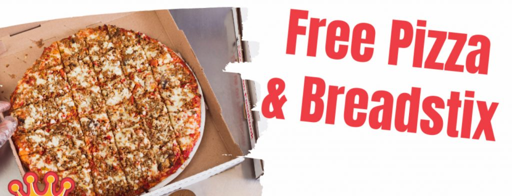 Pizza King Coupons & Promo Code