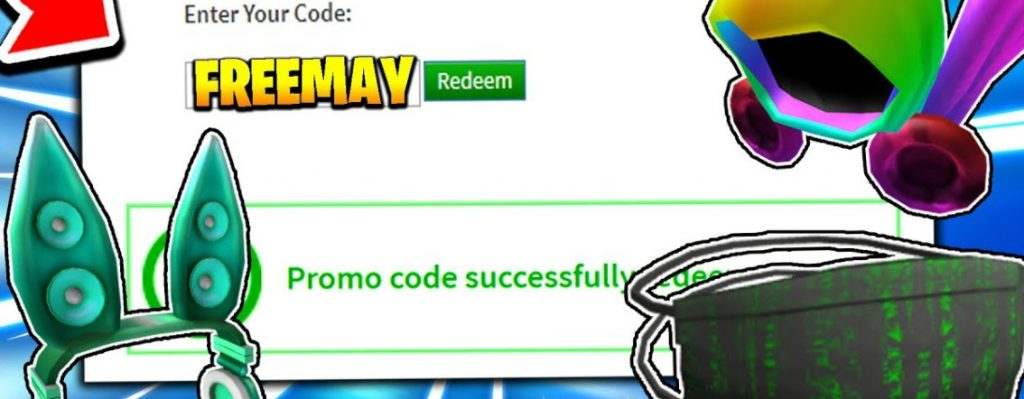 Promo codes for Roblox